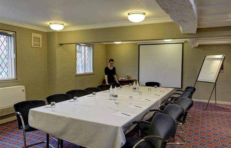 Best Western Barons Court Hotel - Conference - 55