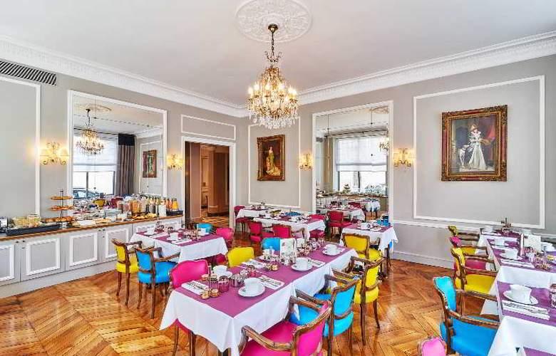Premier Bradford Elysees - Restaurant - 24
