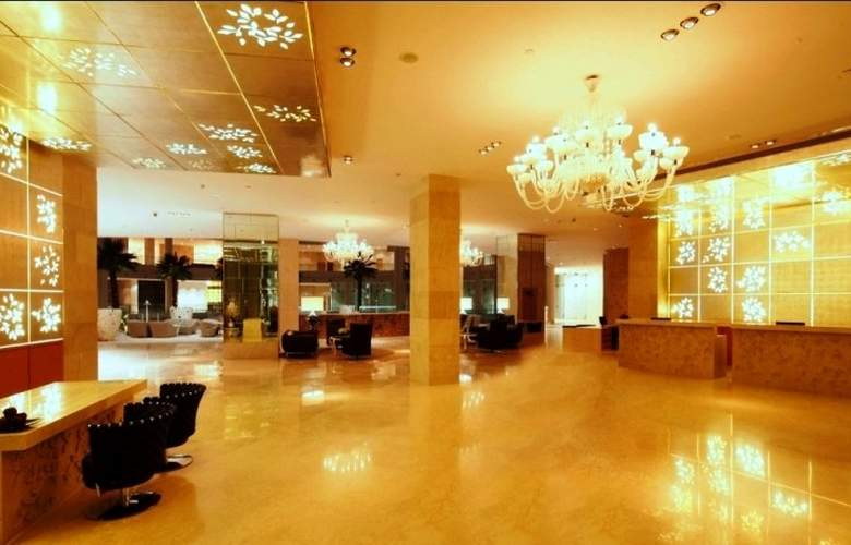 Radisson Blu New Delhi Dwarka - General - 1