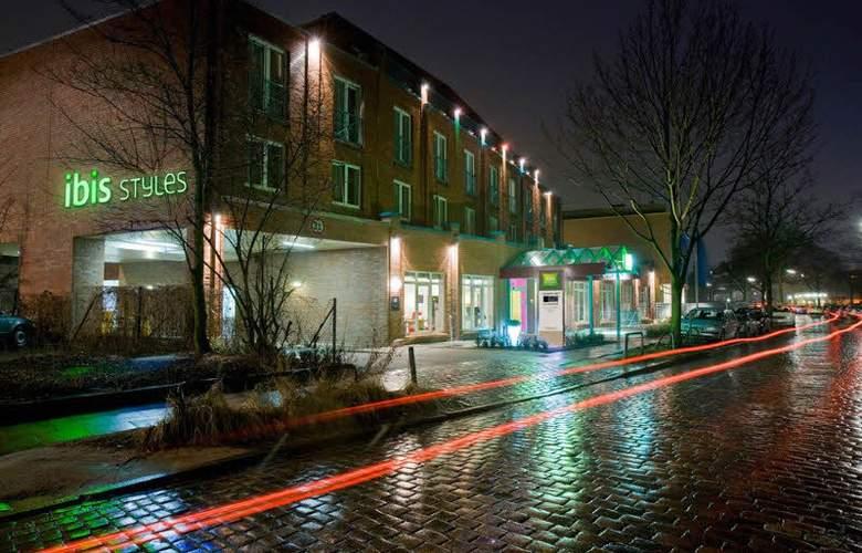 ibis Styles Hamburg Alster City - Hotel - 0