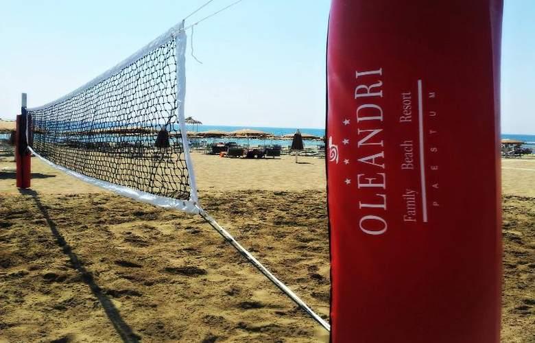 Oleandri Resort Paestum - Sport - 29