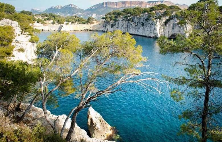 Mercure Marseille Prado - Hotel - 43