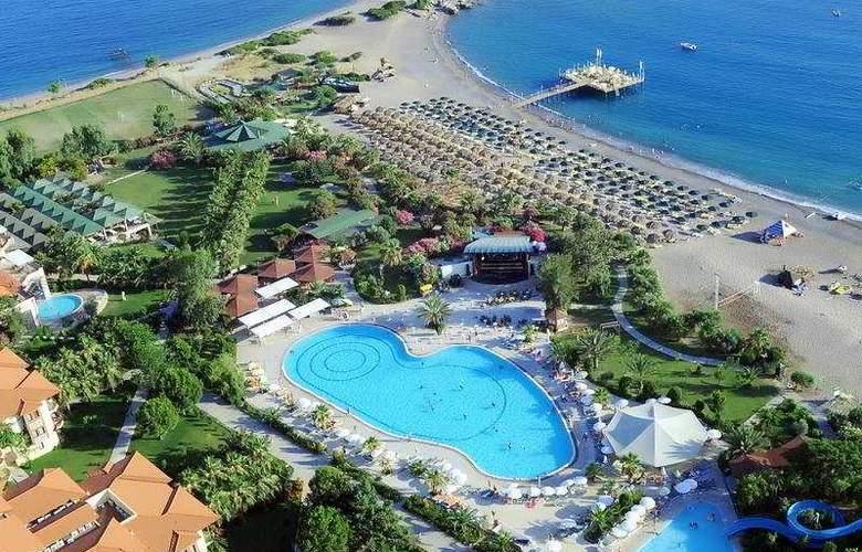 Club Justiniano Park Conti - Beach - 8