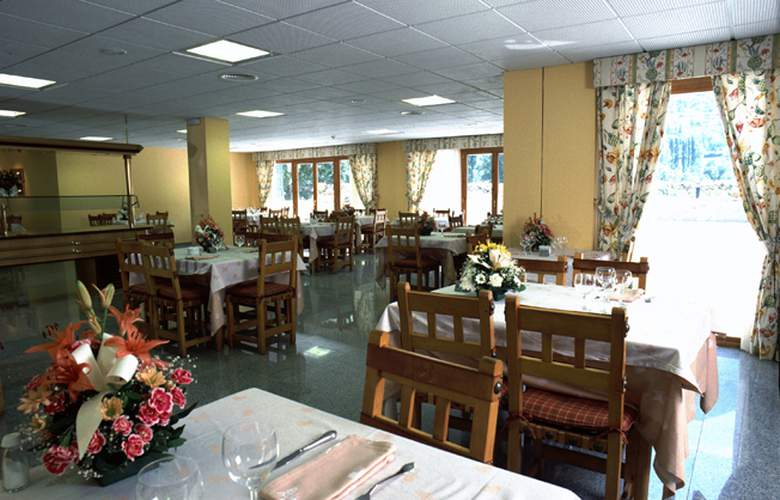 Gran Hotel Benasque SPA - Restaurant - 2