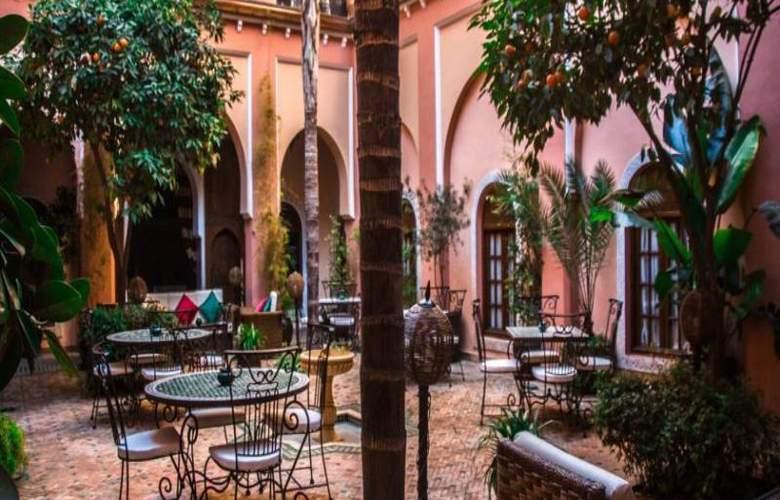 Riad Amina - Hotel - 10