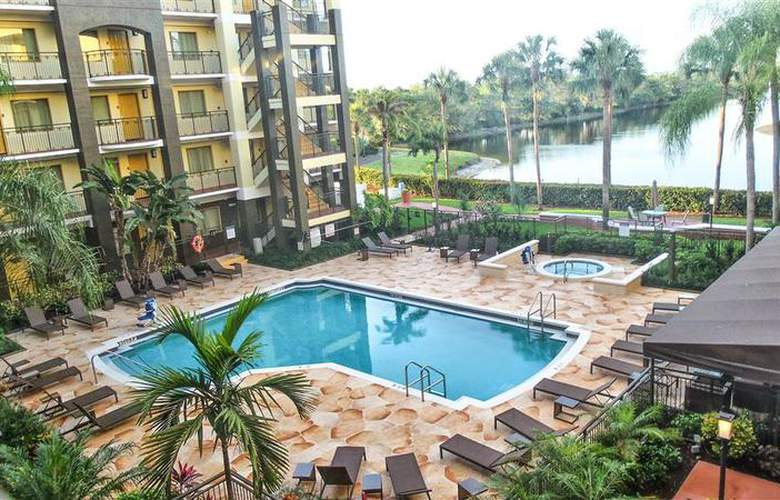 BW Deerfield Beach Hotel & Suites - Pool - 105