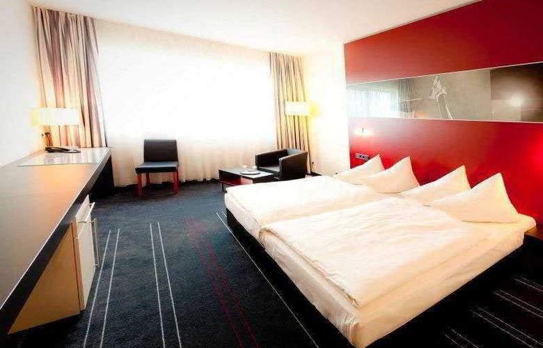 Novina Hotel Herzogenaurach Herzo-Base - Room - 1