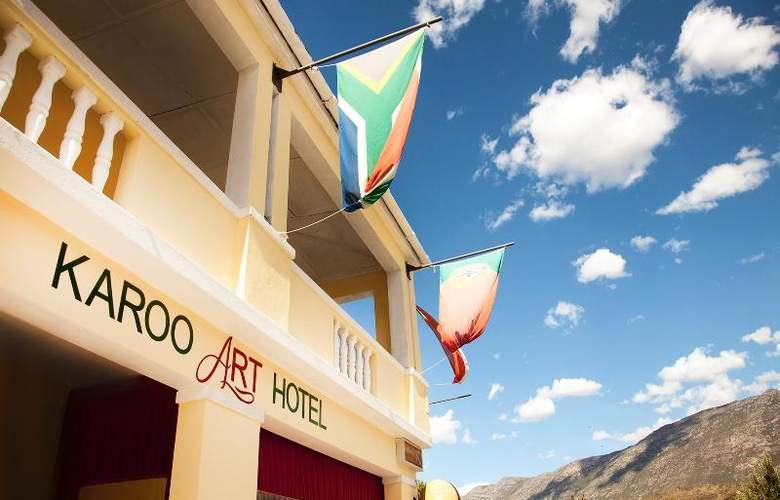 Barrydale Karoo - Hotel - 6