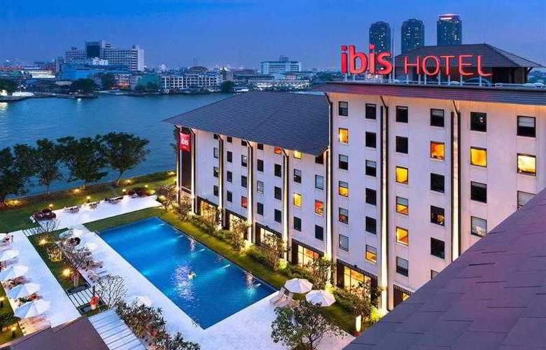 Ibis Bangkok Riverside - Hotel - 25
