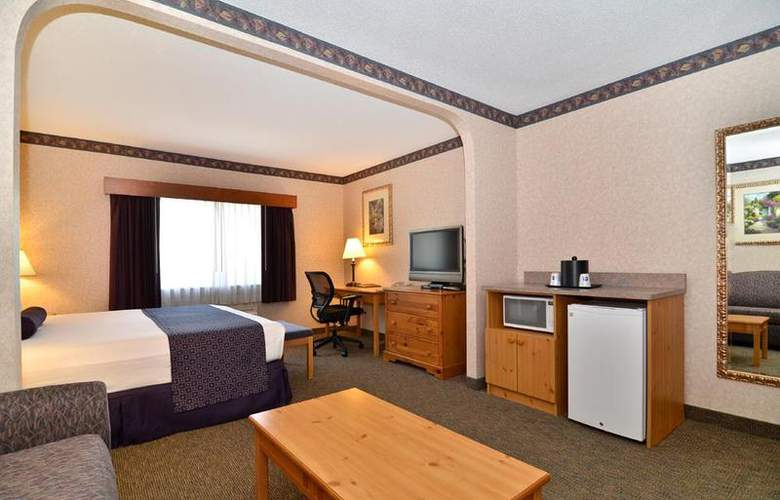 Best Western Plus Executive Court Inn - Room - 88