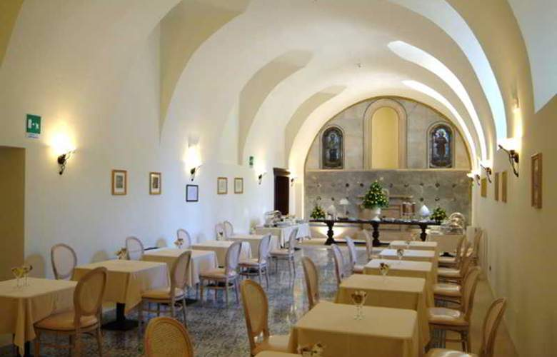 San Paolo Al Convento - Restaurant - 5