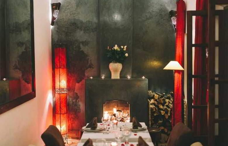 Riad Dar Zaman - Restaurant - 9