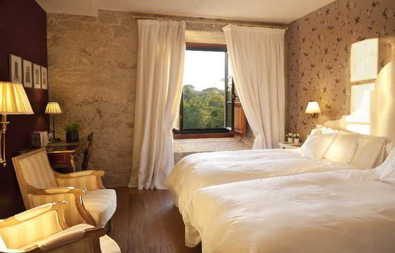 Hotel Spa Relais & Châteaux A Quinta da Auga - Room - 19