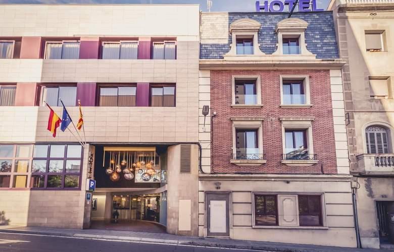 Ronda Lesseps - Hotel - 0