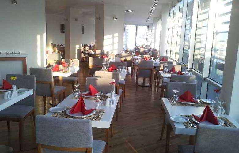 Bika Suites Istanbul - Restaurant - 19