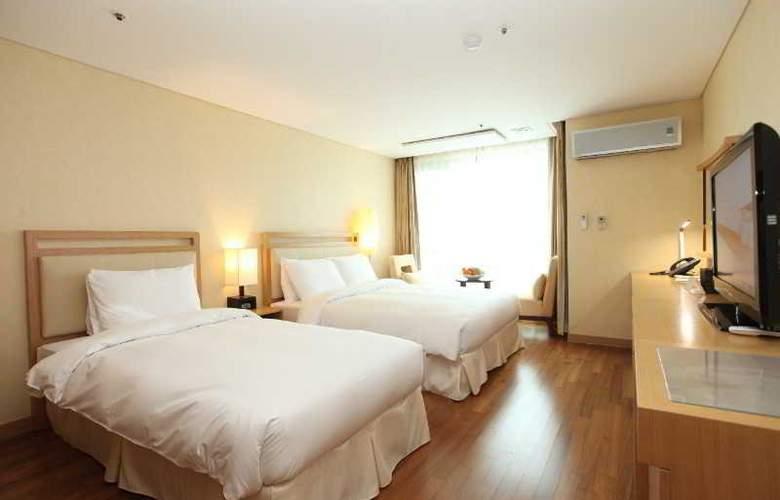 Ocean Suites Hotel Jeju - Room - 7