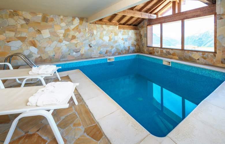Chalet le Refuge - Pool - 3