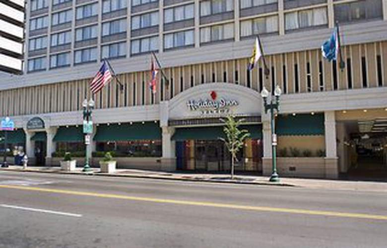 Holiday Inn Select Downtown Memphis - Hotel - 0