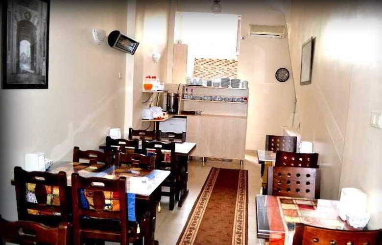 Anatolia Suite St. Sophia - Restaurant - 9