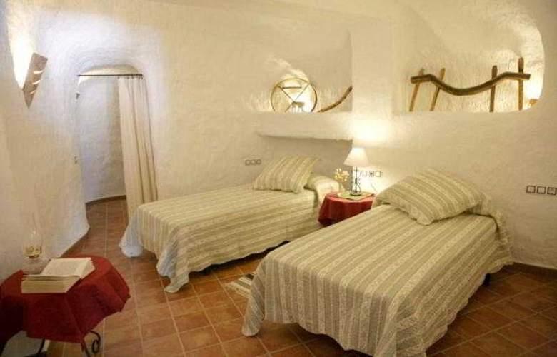 Casas Cuevas El Mirador de Galera - Room - 8