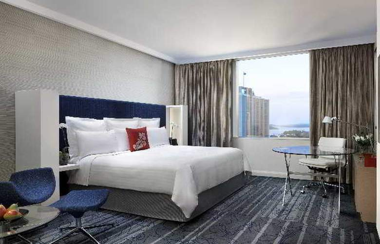 Sydney Harbour Marriott Hotel at Circular Quay - Room - 4