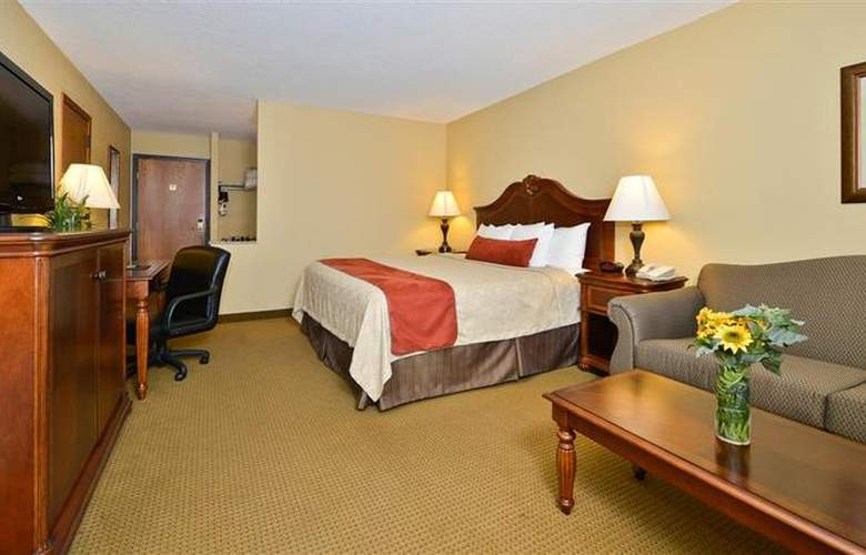 Best Western Dubuque Hotel & Conference Center - Room - 101