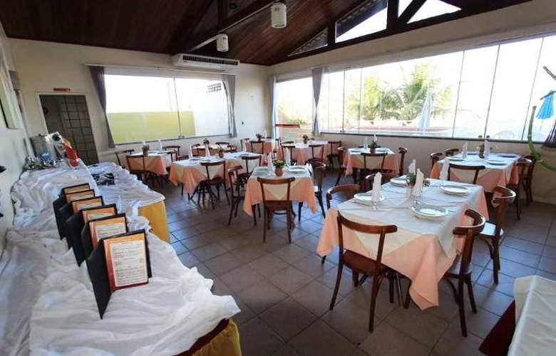 Jatoba Praia Hotel - Restaurant - 4