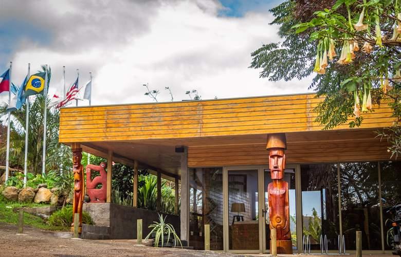Easter Island Eco Lodge - Hotel - 0