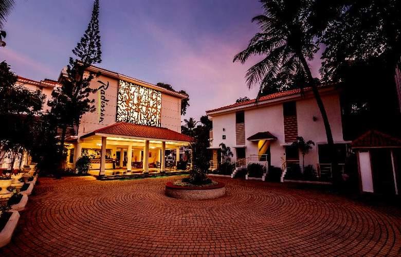 Radisson Goa Candolim - Hotel - 7