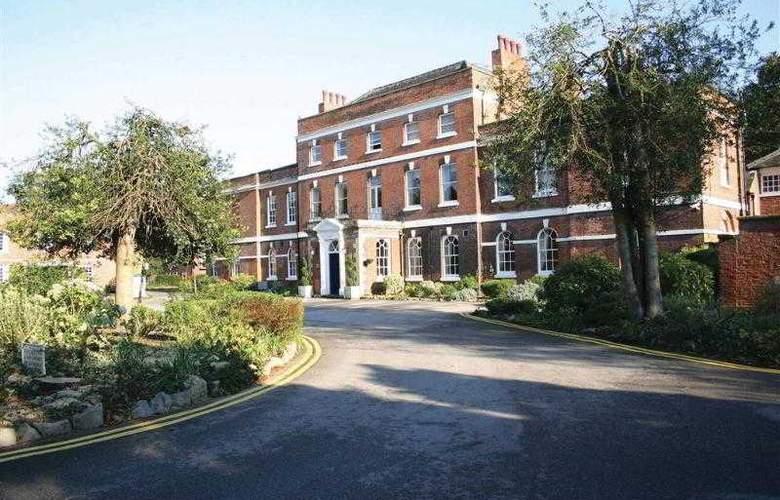 Best Western West Retford - Hotel - 28