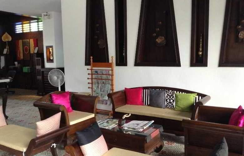 Dee Andaman Hotel Pool Bar - Hotel - 9