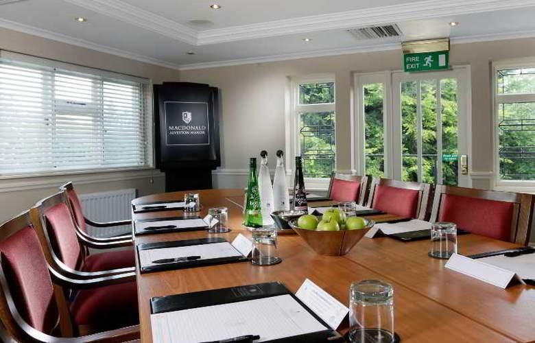 Macdonald Alveston Manor - Conference - 10
