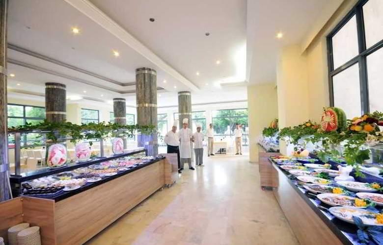 Sonnen Hotel - Restaurant - 3