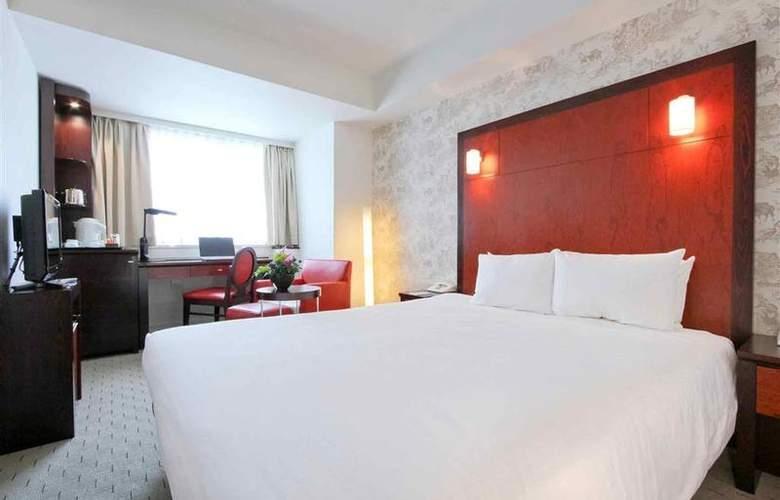 Mercure Hotel Ginza Tokyo - Room - 34