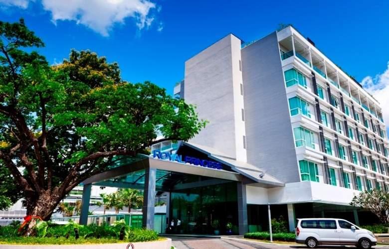 Royal Princess Hotel Larn Luang Bangkok - Hotel - 0