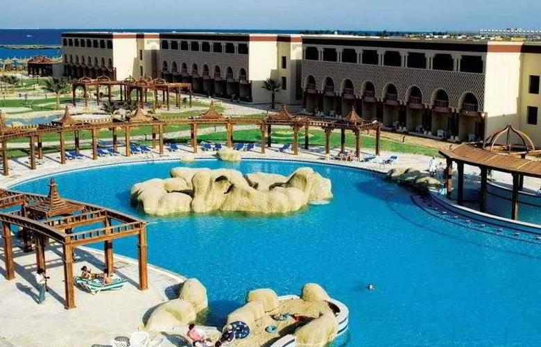 Sentido Mamlouk Palace - Pool - 2