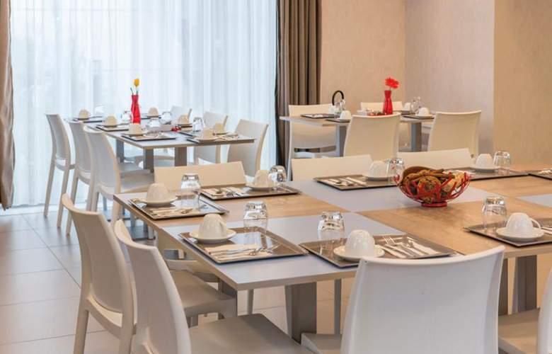 Appart City Saint Nazaire Ocean - Restaurant - 3