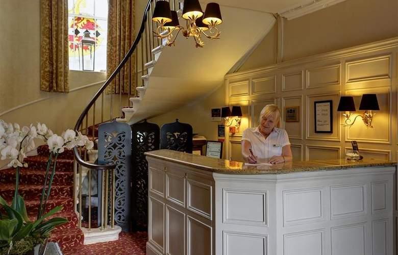 Best Western Strathaven Hotel - General - 55