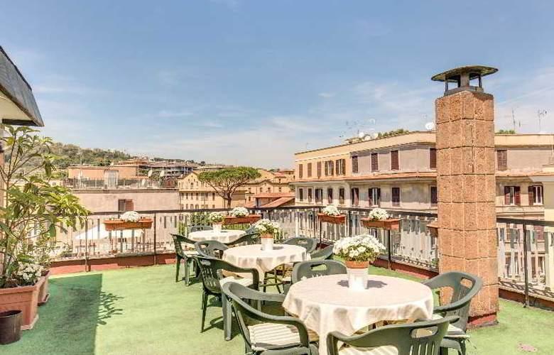 Hotel Farnesina - Restaurant - 11