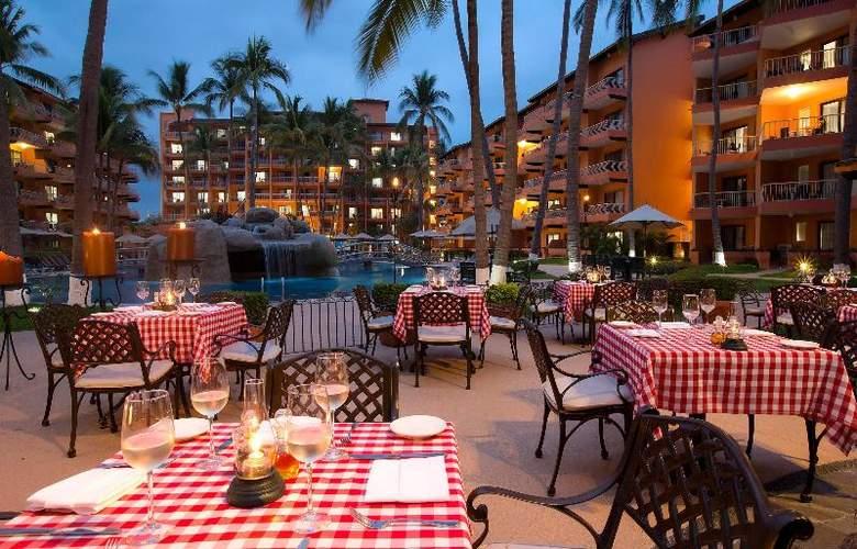 Villa del Palmar Beach Resort & SPA - Restaurant - 23