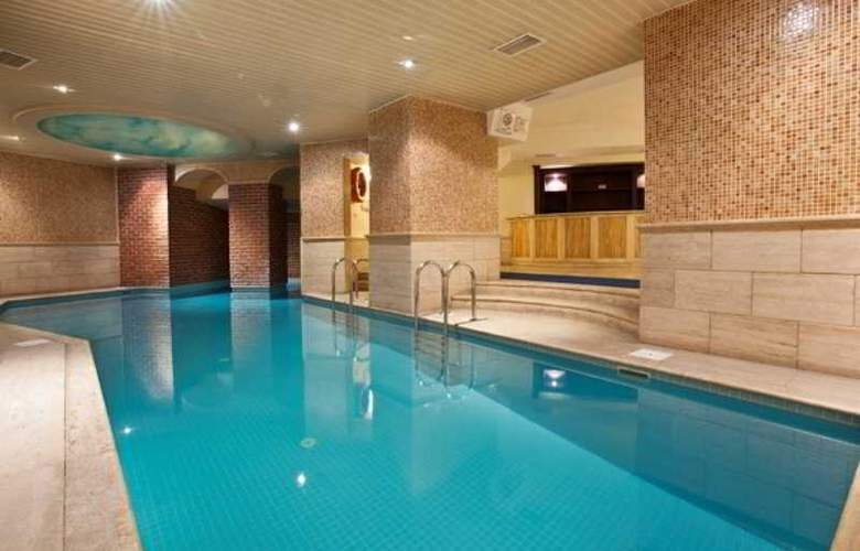 Orient Express Hotel - Sirkeci Group - Pool - 4