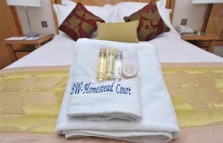 Best Western Homestead Court - Hotel - 11