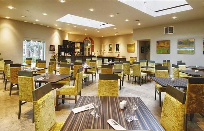 Best Western West Retford - Restaurant - 81