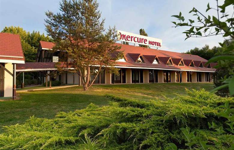 Mercure Auxerre Nord - Hotel - 36
