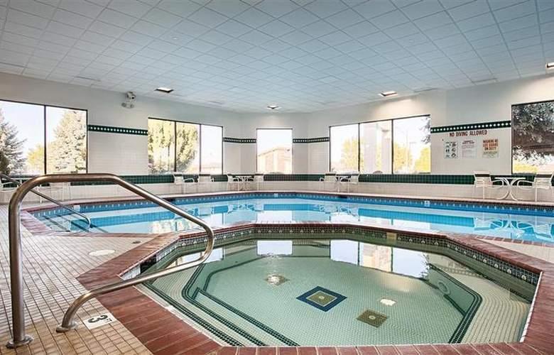Best Western Plus Twin Falls Hotel - Pool - 135