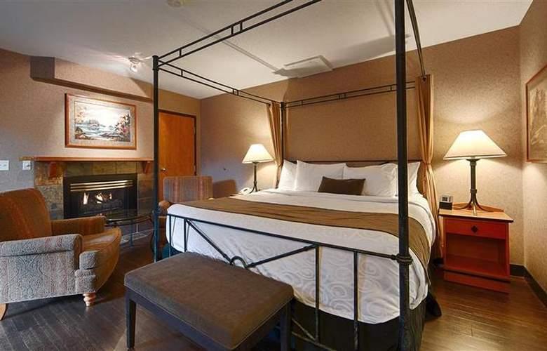 Best Western Plus Pocaterra Inn - Room - 130