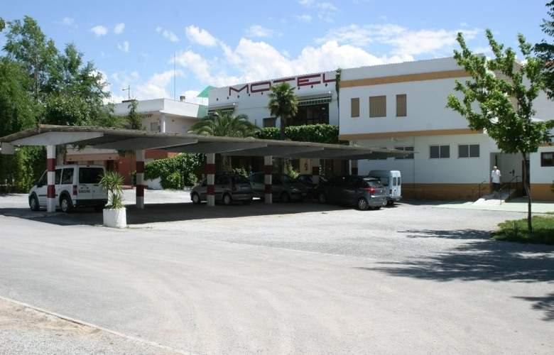 Motel Sierra Nevada - Hotel - 0
