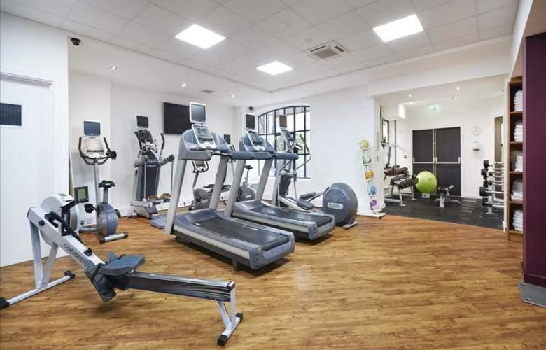 Hilton London Docklands Riverside - Sport - 54