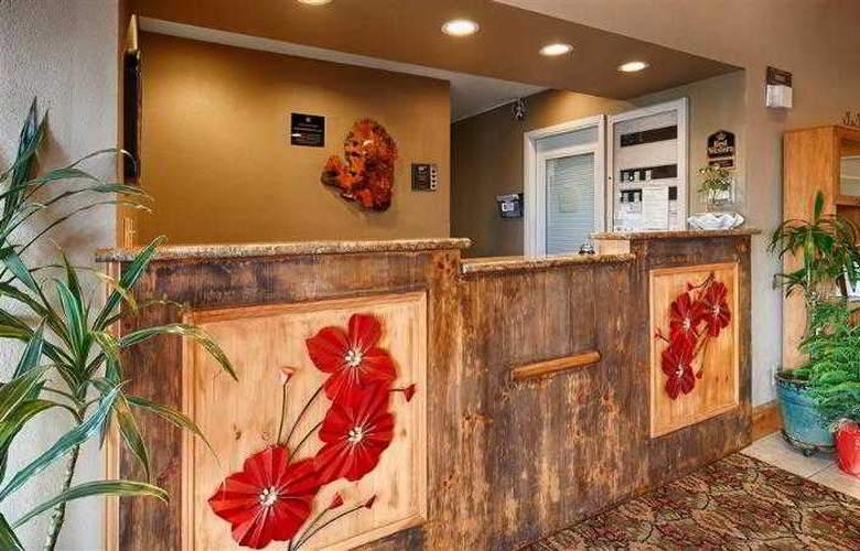 Best Western Woodburn - Hotel - 41