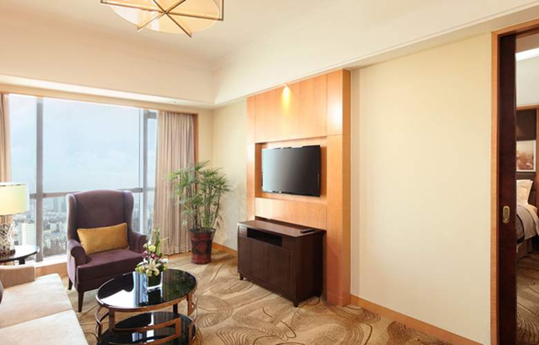 Doubletree By Hilton Wuhu - Room - 12